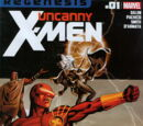 Uncanny X-Men Vol 2 1