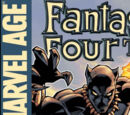 Marvel Age: Fantastic Four Tales Vol 1