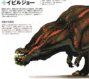 Deviljho Ecology