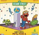 Elmo's World: Pets, Food &amp; Telephones!
