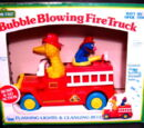 Bubble Blowing Fire Truck