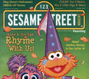 Sesame Street Magazine (October 2007)