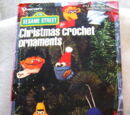 Sesame Street Christmas ornament kits (Vogart)