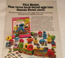 Sesame Street Easter egg kits (PAAS)