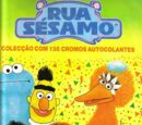 Rua Sésamo sticker book