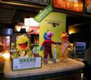 Muppets plush (El Capitan)