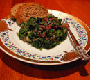 Spinach Side Dish Recipes