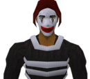 Mime clothing