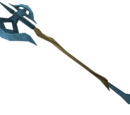 Rune halberd