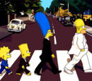 Os Simpsons: Pardias com imagens