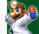 Dr. Mario (SSBM)