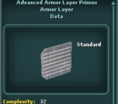 Advanced Armor Layer Primus