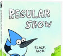 Regular Show: Slack Pack