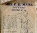 Mrs F.H. Maize