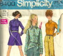Simplicity 8400 A