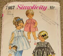 Simplicity 7967 B