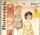 Butterick 2827