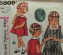 Simplicity 5809
