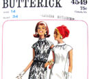Butterick 4549 A