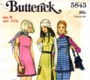 Butterick 5843