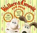 Wallace &amp; Gromit Fun Pack