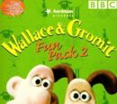 Wallace &amp; Gromit Fun Pack 2