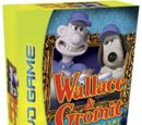Wallace &amp; Gromit DVD Game