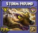 Storm Hound Item Card