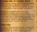 Qute: L'exorcisme du colonel Jules