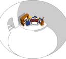 Penguin Chat Igloo