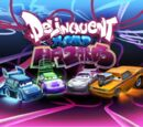 DJ, Boost, Snot Rod and Wingo (Delinquent Road Hazards/Tuner Cars)