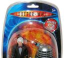 The Third Doctor & Dalek (Death to The Daleks)