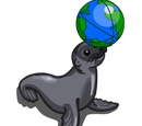 Earth Day Seal