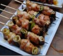 Japanese Yakitori Chicken