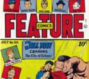 Feature Comics Vol 1 100