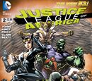 Justice League of America Vol 3 2