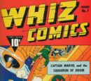 Whiz Comics Vol 1 7
