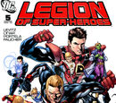 Legion of Super-Heroes Vol 6 5
