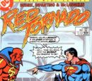Red Tornado/Covers