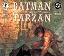 Batman/Tarzan: Claws of the Cat-Woman Vol 1 1
