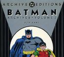 Batman Archives Vol 1 2