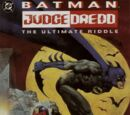 Batman/Judge Dredd The Ultimate Riddle Vol 1 1