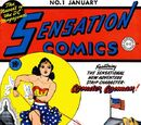 Sensation Comics Vol 1 1