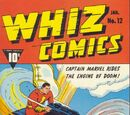 Whiz Comics Vol 1 12