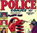 Police Comics Vol 1 7
