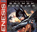 Batman Forever (Home Console)
