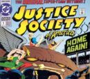 Justice Society of America Vol 2