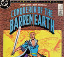 Conqueror of the Barren Earth Vol 1