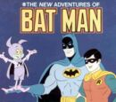 New Adventures of Batman Season 1