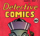 Detective Comics Vol 1 1
